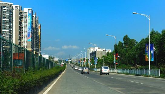 title='龙华新区观澜街道清扫保洁项目'